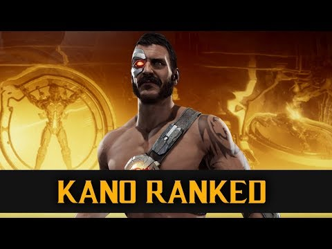 MK11 - Mustard Plays Ranked! - Kano with the boys