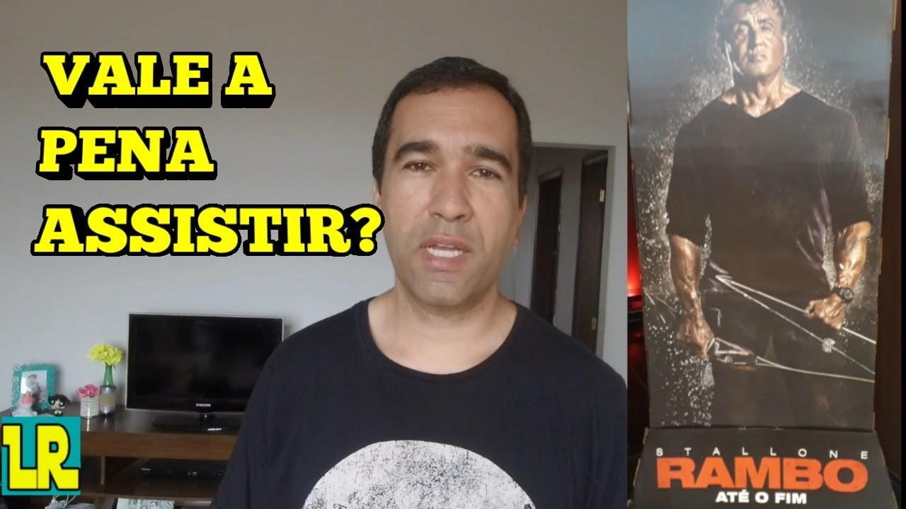 Crítica Rambo: Até O Fim