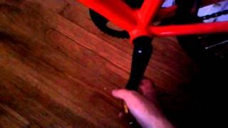 Bikesdirect chain too tight