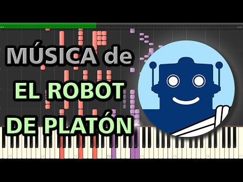 "Música de ""El Robot de Platón"" (Half Moon Bay) 