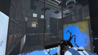 Let's Play Portal 2 Co-Op [Course 6 Chambers 6-9]