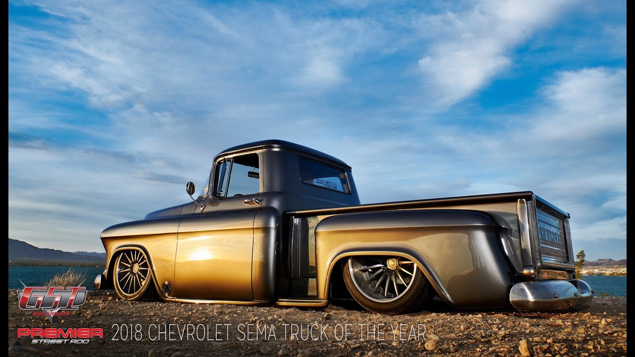 Badass Slammed Trucks at SEMA 2018 | 2019 Calendar ...