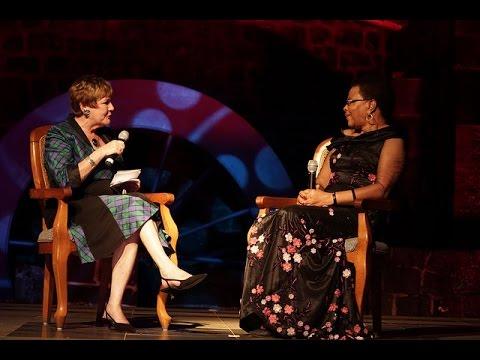 """Be Uncompromising in Remaining Deeply African"" - Graça Machel"