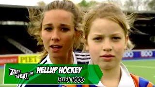 HELLUP! Hockey met Ellen Hoog | ZAPPSPORT