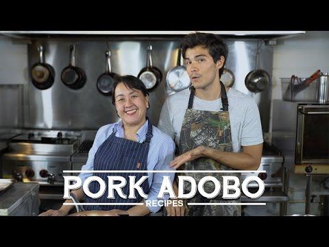 Pork Adobo With Adobo Queen Nancy Reyes Lumen