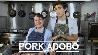 Pork Adobo with Adobo Queen Nancy Reyes Lumen