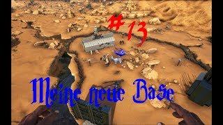 Ark Ragnarok#13 \Meine Neue Base!!!  [Deutsch]