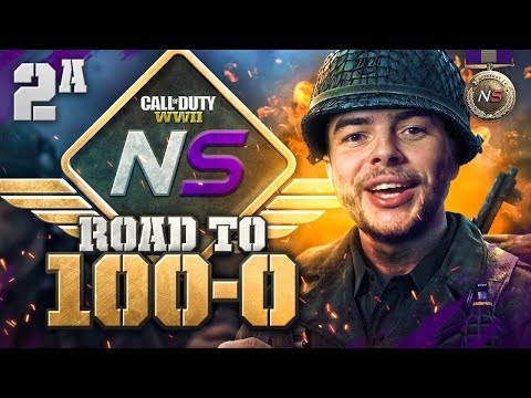 Road to 100-0! - Ep. 2A - This Kid is NASTY (Call of Duty:WW2 Gamebattles)