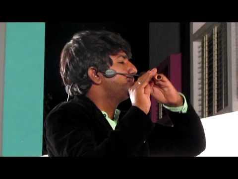 Mahi teri chunar abcd 2 + marathi song khel mandla on flute