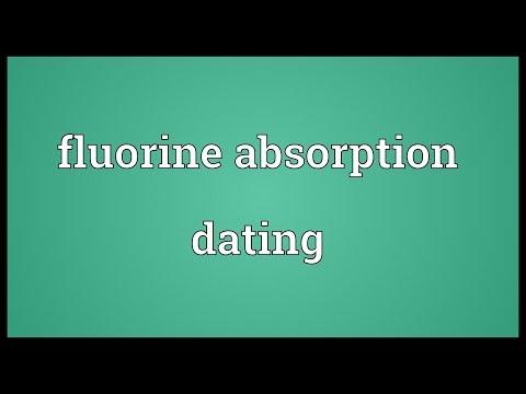 fluorine dating definition