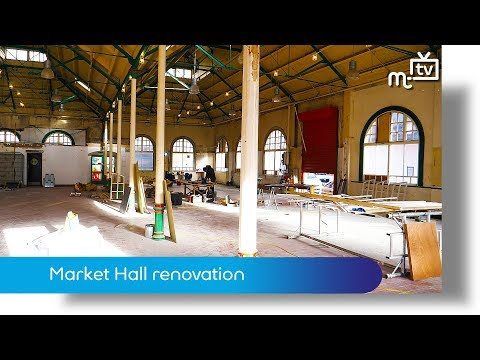 Market Hall renovation