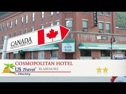 Cosmopolitan Hotel - Blairmore Hotels, Canada