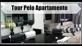 Tour pelo meu apartamento!