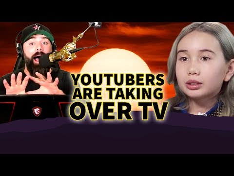 YOUTUBERS ARE TAKING OVER TV... (DJ Keemstar, Lil Tay, PewDiePie & More)