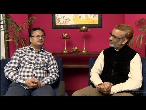 Writer Premchand Gandhi Interview By Chand Mohammed Sheikh