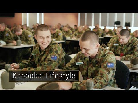 Life At Kapooka