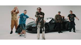 SALU / LIFE STYLE feat. 漢 a.k.a. GAMI, D.O (Prod. by Chaki Zulu)【Official Music Video】