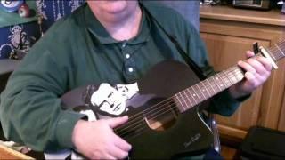 guitar lesson bleecker street simon garfunkel
