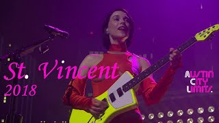 St.✞ Vincent live @ ACL, October 6, 2018