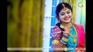 Tirupur Grand wedding highlights | Sarojini Thangaraj | Giristills
