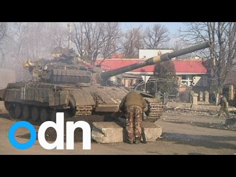 Ukraine says two more killed as shelling prevents truce