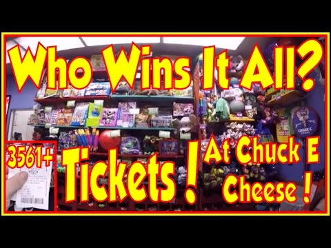 💥 Winning Crazy Arcade Game Ticket Challenges Chuck E Cheeses Games Chuck E Cheese Hawkes WINS
