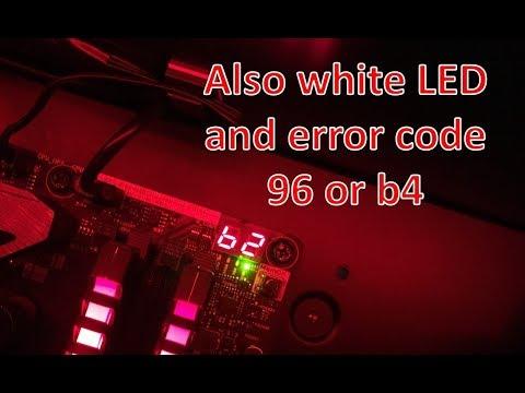 [SOLVED] MAXIMUS IX Q-Code 96, b2, b4 und VGA oder BOOT LED   English CC