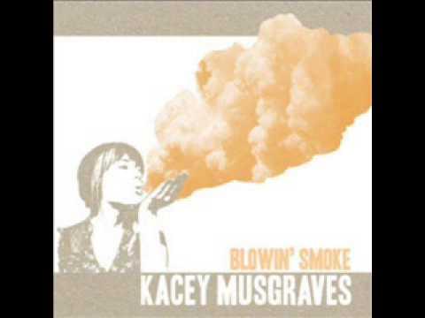 Kacey Musgraves - Blowin' Smoke (Audio)