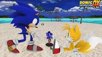 Sonic Adventure DX (PC) [4K] - Sonic's Story (1/5)