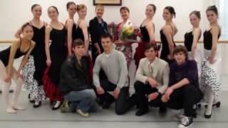 The Nutcracker Monologue. Victoria International Ballet Academy. Toronto Canada