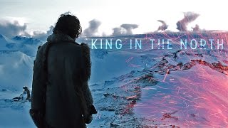 (GoT) Jon Snow | King In The North by : TheGaroStudios