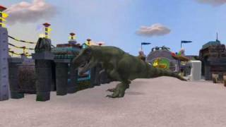 Zoo Tycoon 2 Extinct Animals Zoo