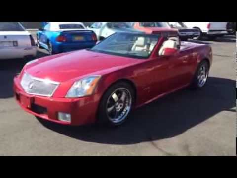 2004 Cadillac Xlr For Sale Hollywood Motors Youtube
