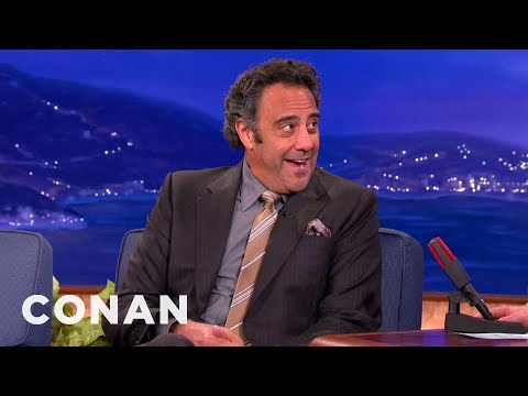 Brad Garrett Bemoans His Tiny Manhood  CONAN on TBS