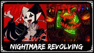 [Deltarune Remix] SharaX - Nightmare Revolving (Your Best Nightmare & World Revolving)