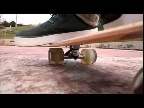 Board test 4 - Cruiser x-seven bamboo - YouTube 2d97f6e969a