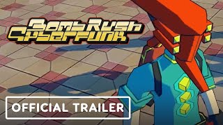 Bomb Rush Cyberfunk - Official Trailer