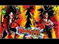 TWO LR'S! SINGLE SUMMON GOD! LR SSJ4 GOKU & SSJ4 VEGETA Dokkan Summons | Dragon Ball Z Dokkan Battle