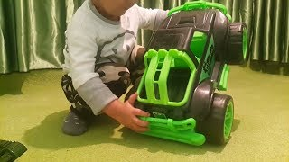 SUPPER CAR | TOP CAR TOY VIDEO FOR CHILDREN | TRUCK, EXCAVATOR, DUMP...
