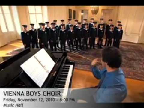 Cincinnati Arts Association - Vienna Boys Choir