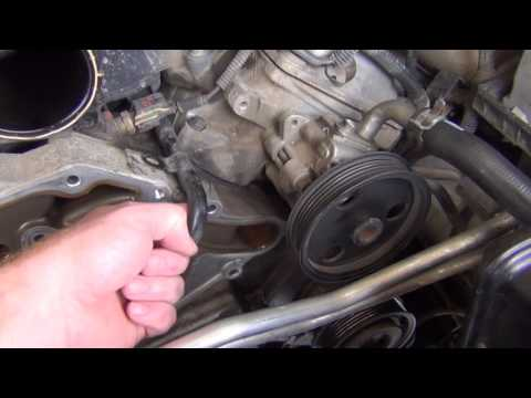 2005 Jeep Grand Cherokee 5.7L Limited - Water Pump ...