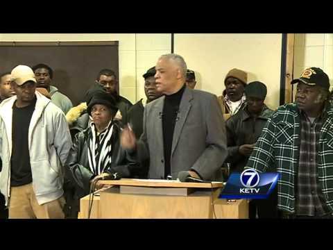 North Omaha contractors, neighborhood leaders voice frustrations