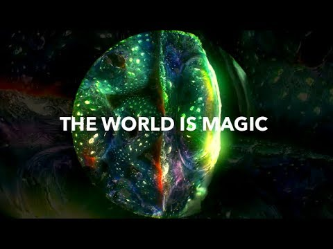 Terence McKenna - The World Is Magic