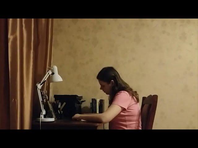 Изображение предпросмотра прочтения – АлександраПупина читает произведение «Отойди от окна» С.А.Есенина