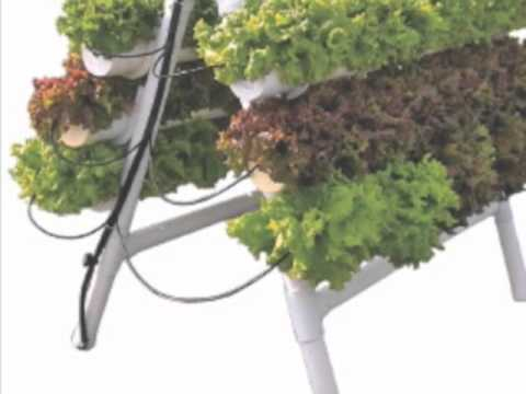 Guy Comtois Introduces the U Gro Hydroponic Garden System YouTube