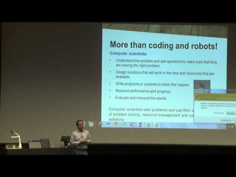 Computer Science - Open Day 2013