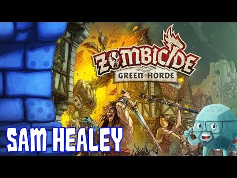 Zombicide: Green Horde Review with Sam Healey