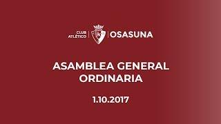 CA Osasuna Asamblea General