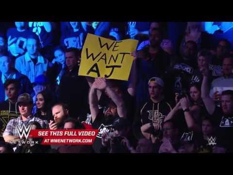 AJ Styles WWE Debut [ROH Theme]