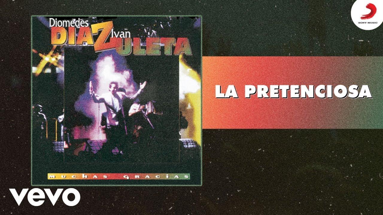 Download Diomedes Díaz, Ivan Zuleta - La Pretenciosa (Cover Audio)